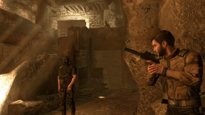 Screenshot 3 - Alpha Protocol
