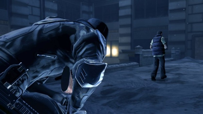 Screenshot 9 - Alpha Protocol