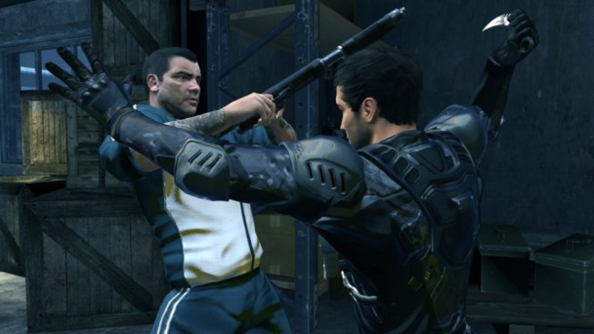 Screenshot 11 - Alpha Protocol