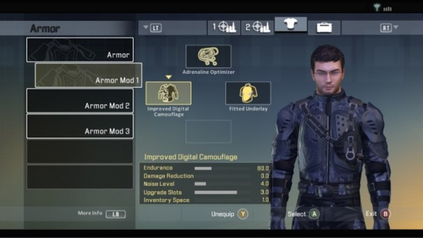 Screenshot 4 - Alpha Protocol