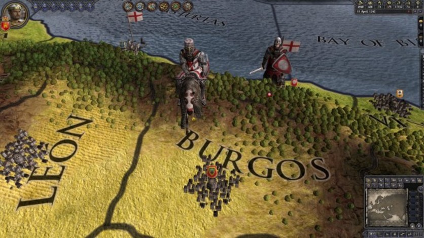 Screenshot 7 - Crusader Kings II: Iberian Unit Pack