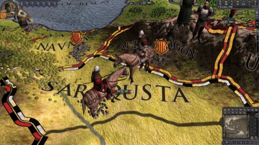 Screenshot 3 - Crusader Kings II: Iberian Unit Pack