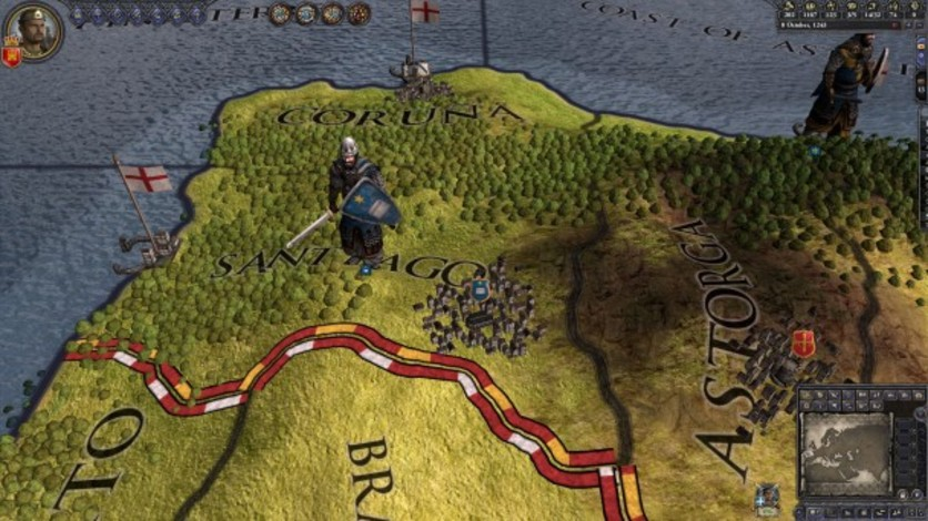 Screenshot 4 - Crusader Kings II: Iberian Unit Pack
