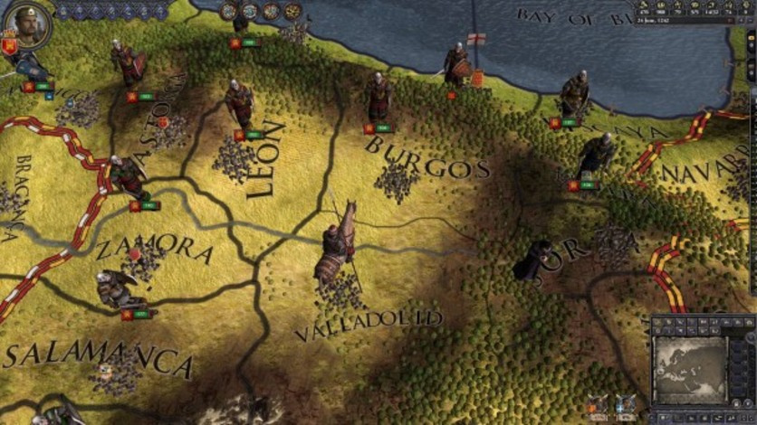 Screenshot 10 - Crusader Kings II: Iberian Unit Pack