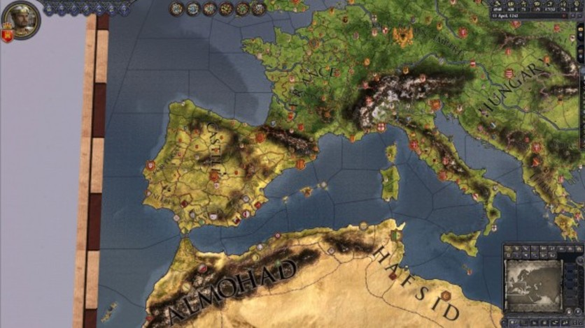 Screenshot 8 - Crusader Kings II: Iberian Unit Pack