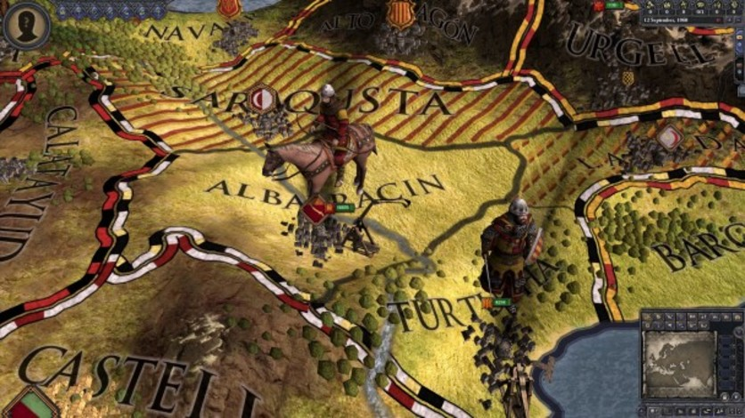 Screenshot 5 - Crusader Kings II: Iberian Unit Pack