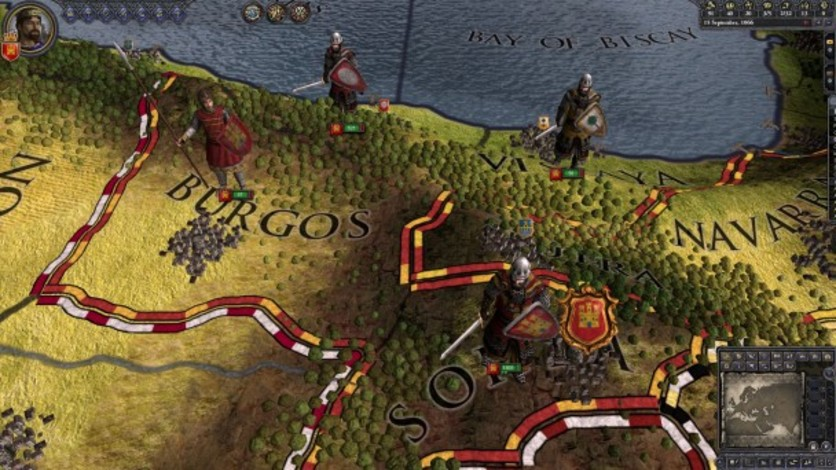 Screenshot 1 - Crusader Kings II: Iberian Unit Pack