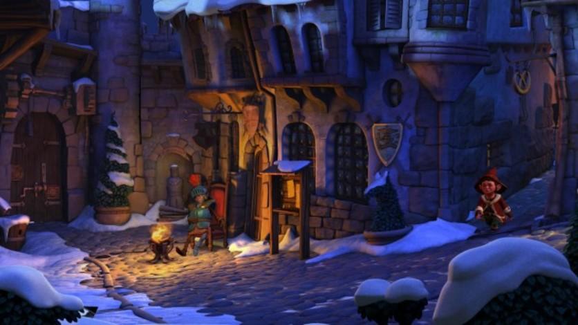 Screenshot 12 - The Book of Unwritten Tales 2