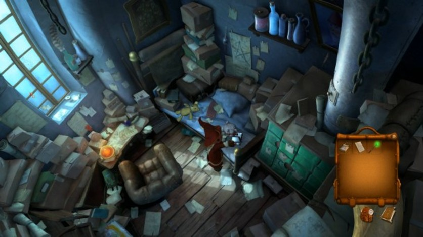 Screenshot 9 - The Book of Unwritten Tales 2