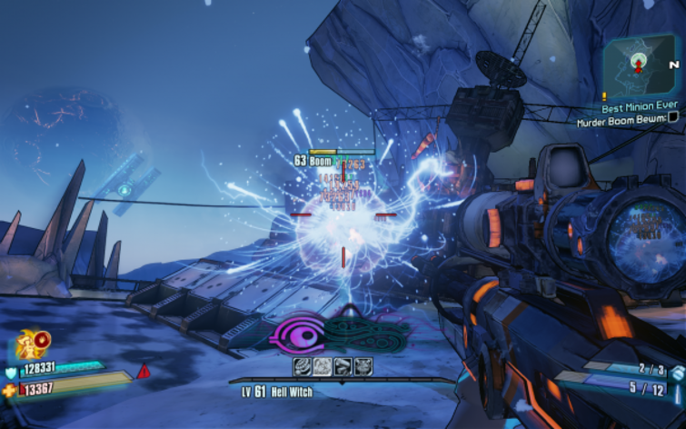 Screenshot 4 - Borderlands 2: Ultimate Vault Hunters Upgrade Pack (MAC)