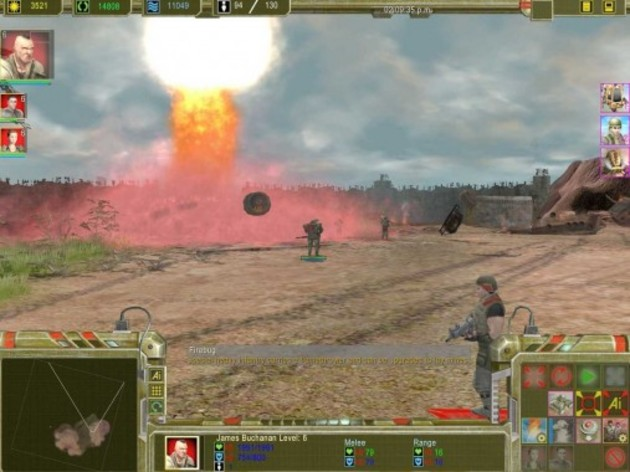 Screenshot 7 - Maelstrom: The Battle for Earth Begins