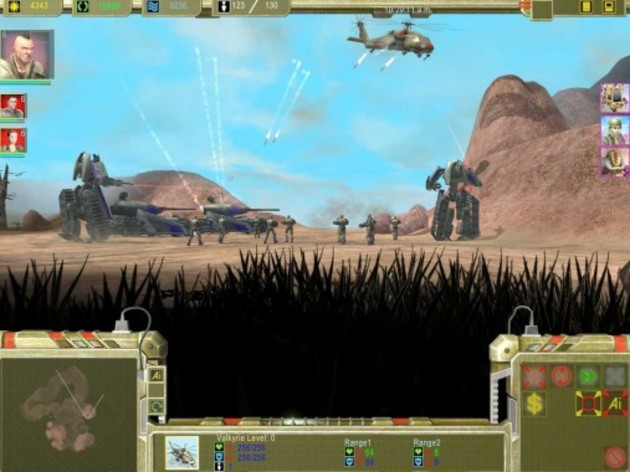 Screenshot 6 - Maelstrom: The Battle for Earth Begins