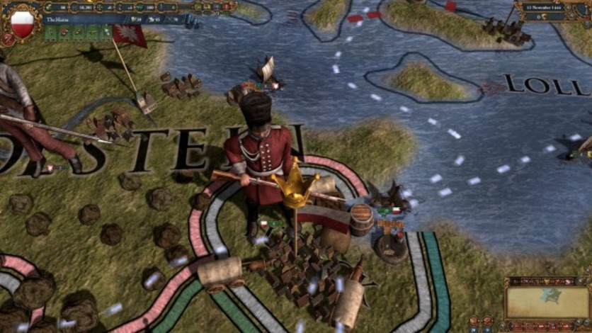 Screenshot 1 - Europa Universalis IV: Trade Nations Unit Pack