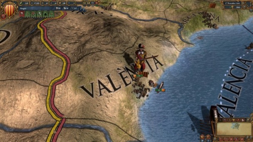 Screenshot 8 - Europa Universalis IV: Trade Nations Unit Pack
