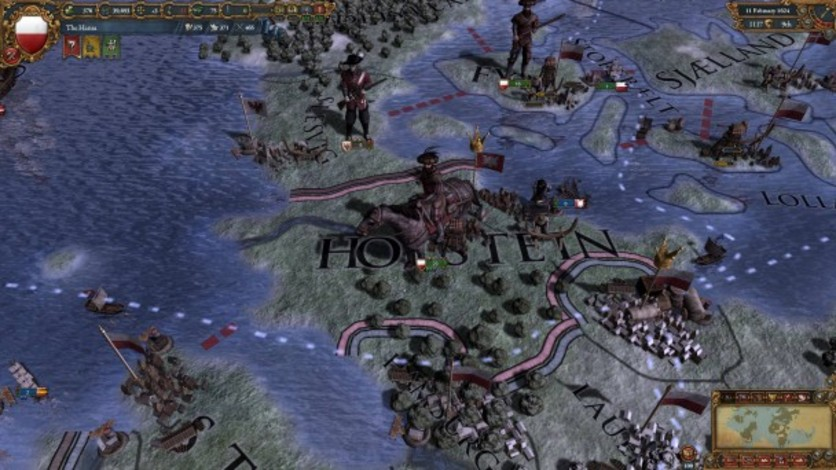 Screenshot 7 - Europa Universalis IV: Trade Nations Unit Pack