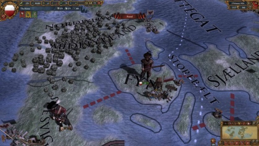 Screenshot 6 - Europa Universalis IV: Trade Nations Unit Pack