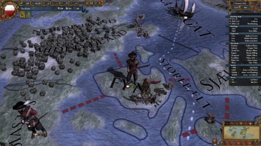 Screenshot 9 - Europa Universalis IV: Trade Nations Unit Pack