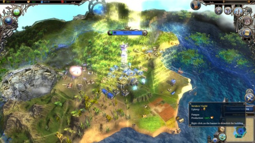 Screenshot 2 - Warlock 2: Spectacular Spell Pack
