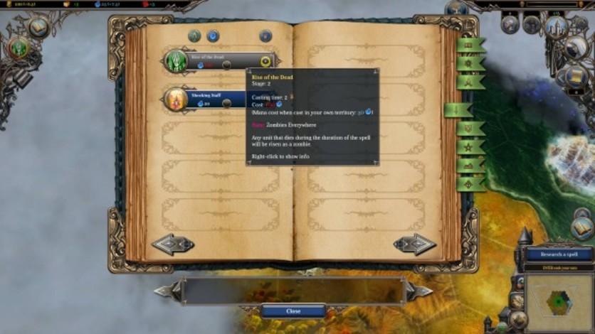Screenshot 3 - Warlock 2: Spectacular Spell Pack