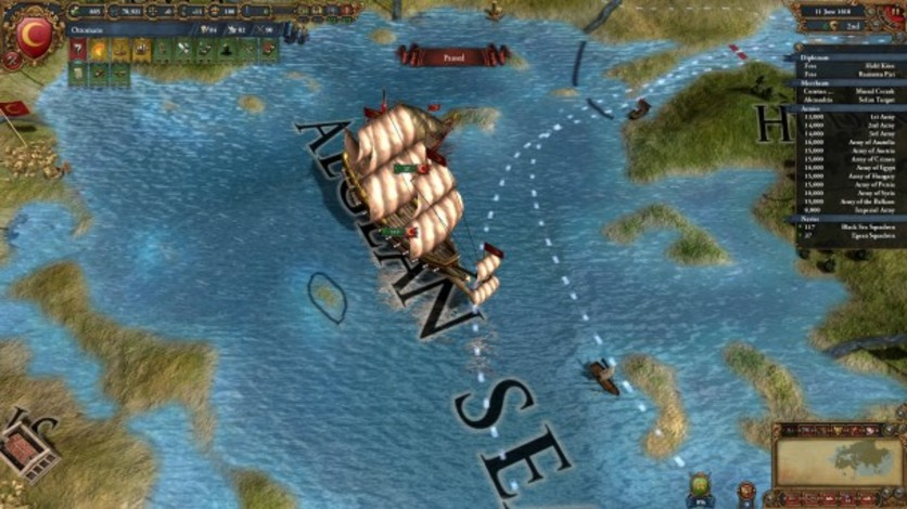 Screenshot 8 - Europa Universalis IV: Muslim Ships Unit Pack