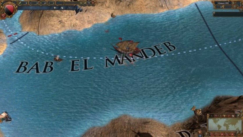 Screenshot 10 - Europa Universalis IV: Muslim Ships Unit Pack