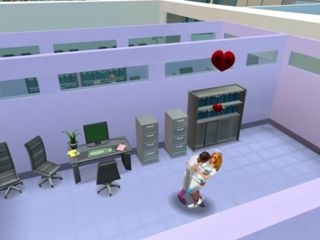 Screenshot 1 - Hospital Tycoon