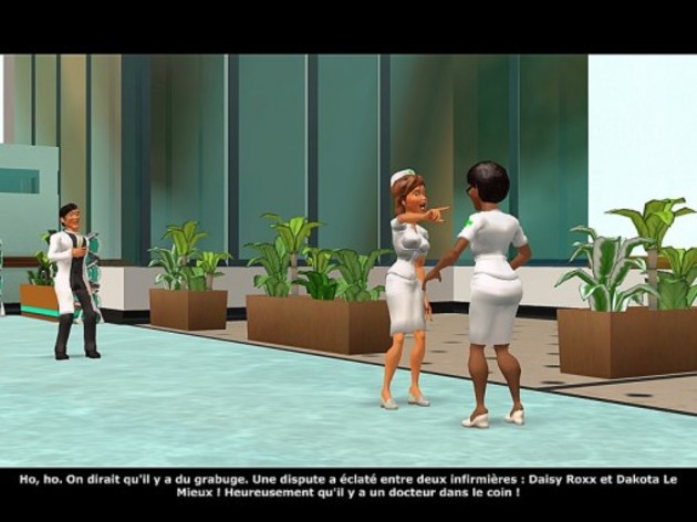 Screenshot 4 - Hospital Tycoon