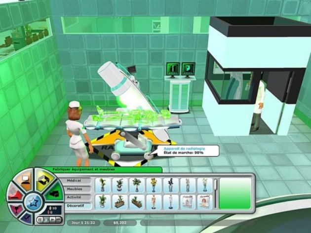 Screenshot 6 - Hospital Tycoon
