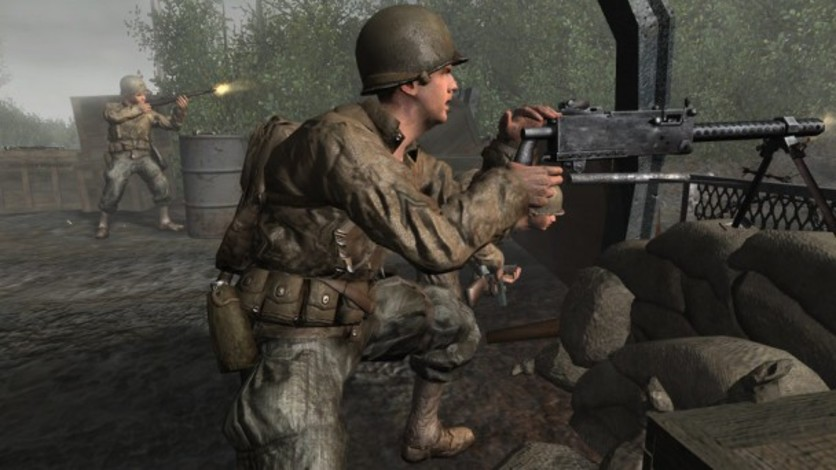 Screenshot 5 - Call of Duty 2