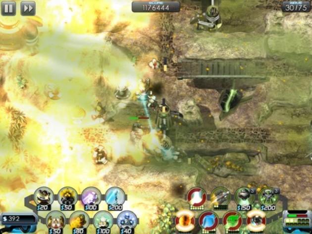 Screenshot 3 - Sentinel 3: Homeworld