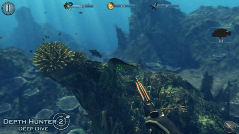 Screenshot 5 - Depth Hunter 2: Deep Dive