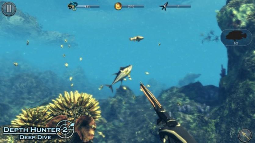 Screenshot 10 - Depth Hunter 2: Deep Dive