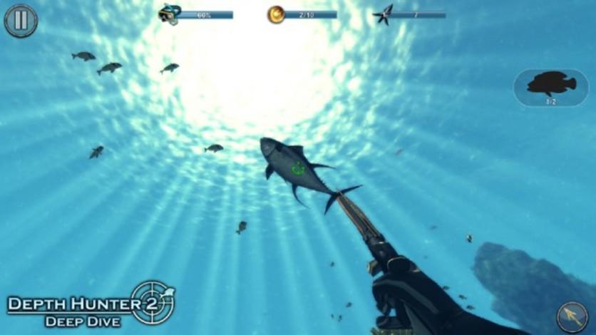 Screenshot 2 - Depth Hunter 2: Deep Dive