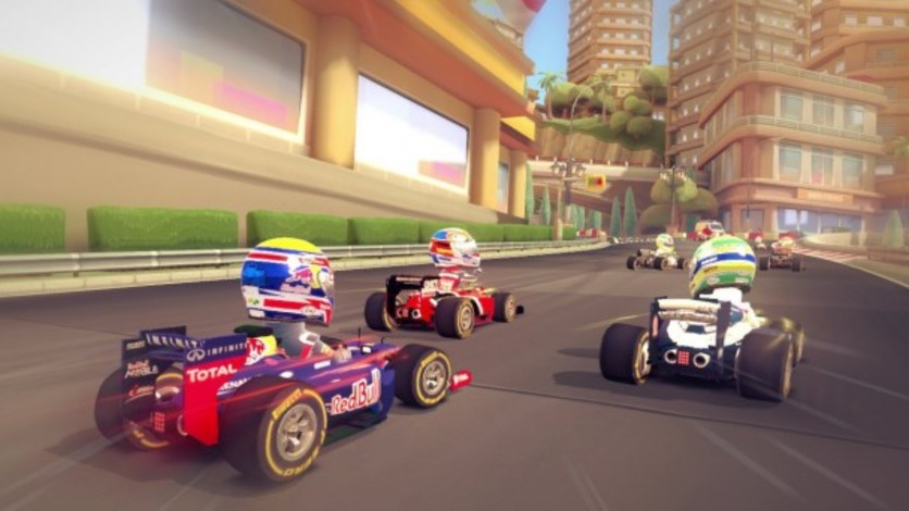 Screenshot 9 - F1 Race Stars