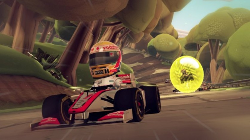 Screenshot 5 - F1 Race Stars