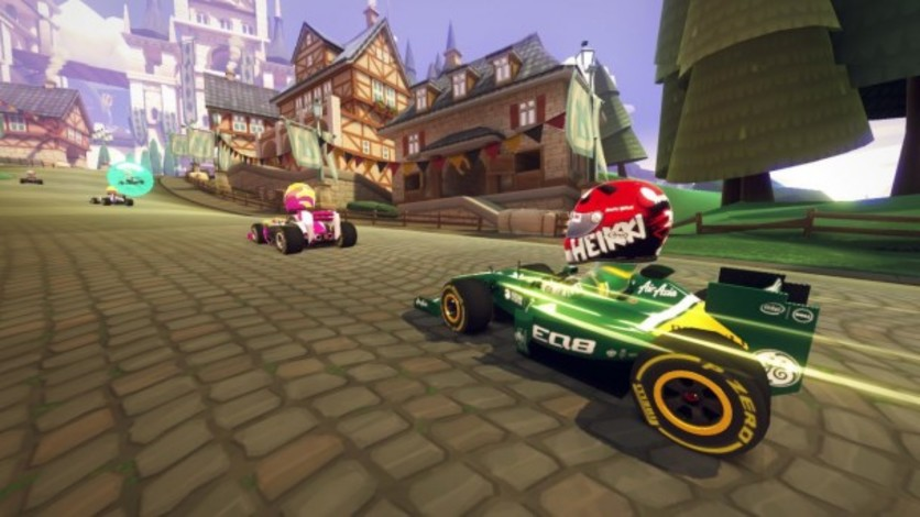 Screenshot 8 - F1 Race Stars