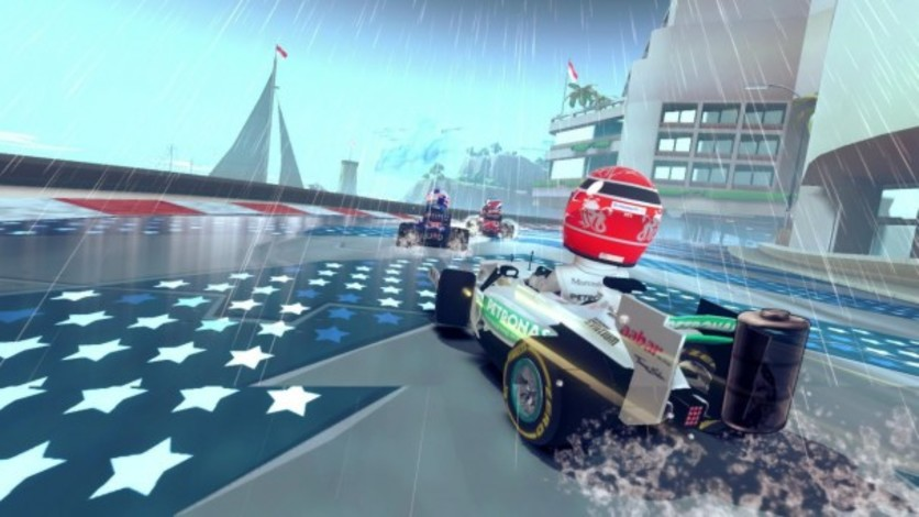 Screenshot 6 - F1 Race Stars