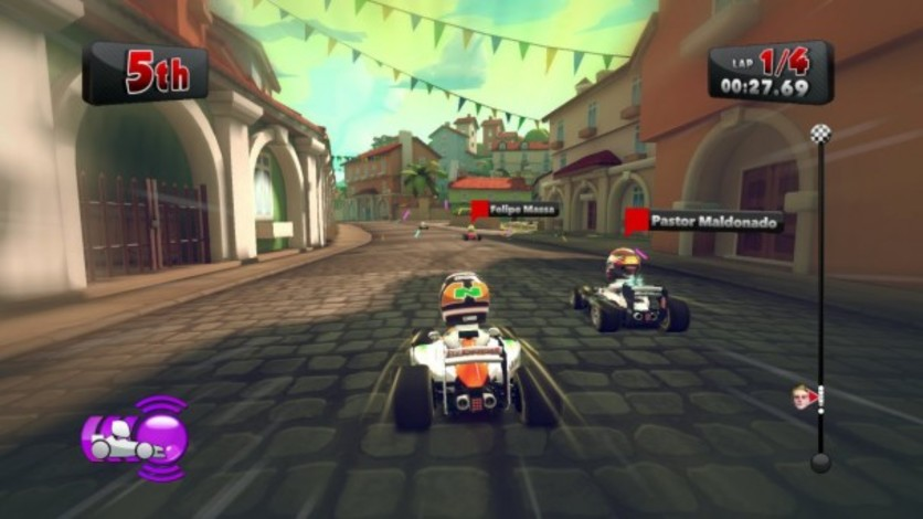 Screenshot 10 - F1 Race Stars