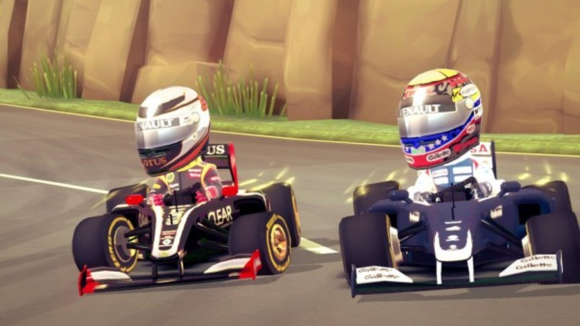 Screenshot 13 - F1 Race Stars