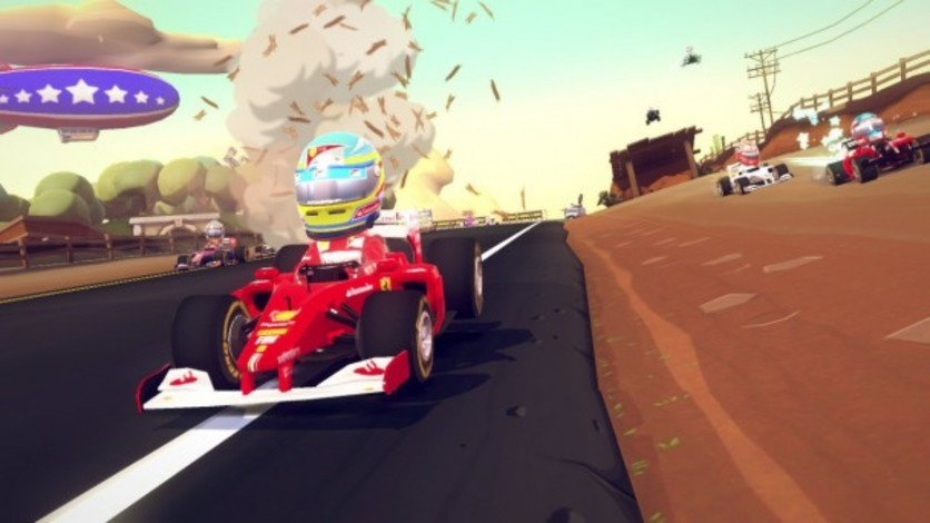 Screenshot 14 - F1 Race Stars