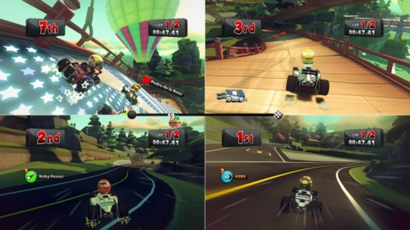Screenshot 12 - F1 Race Stars