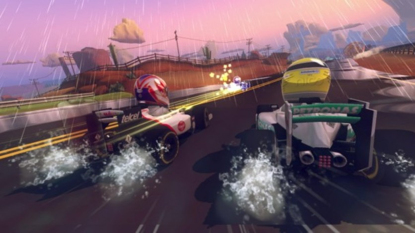 Screenshot 7 - F1 Race Stars