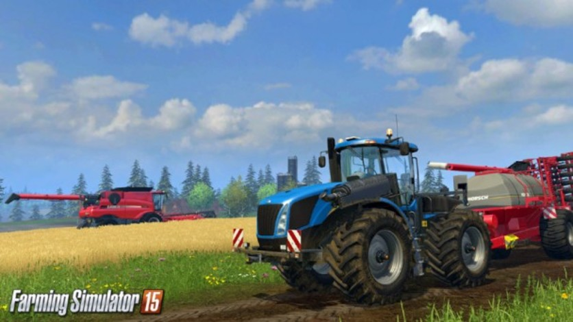 Screenshot 6 - Farming Simulator 15
