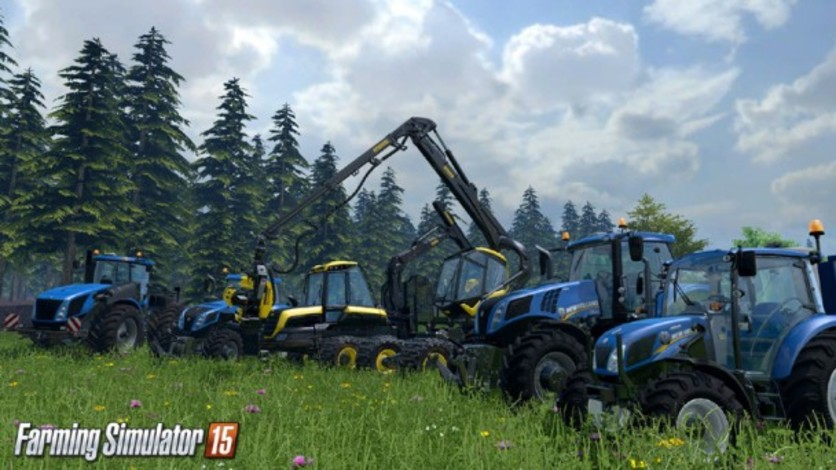 Screenshot 3 - Farming Simulator 15