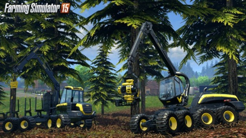 Screenshot 5 - Farming Simulator 15