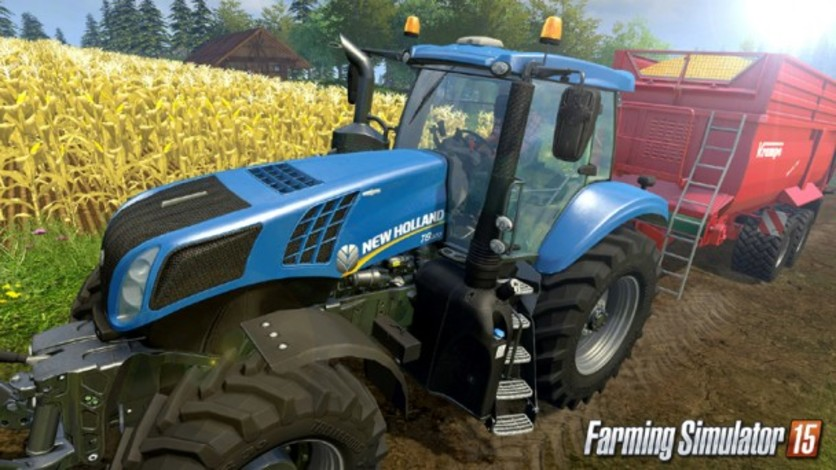 Screenshot 4 - Farming Simulator 15