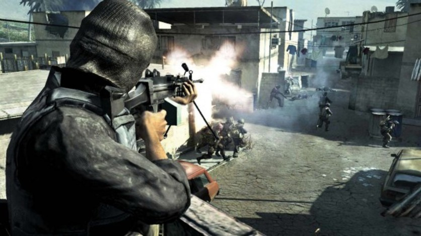Screenshot 1 - Call of Duty 4: Modern Warfare (MAC)