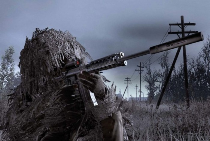 Screenshot 4 - Call of Duty 4: Modern Warfare (MAC)