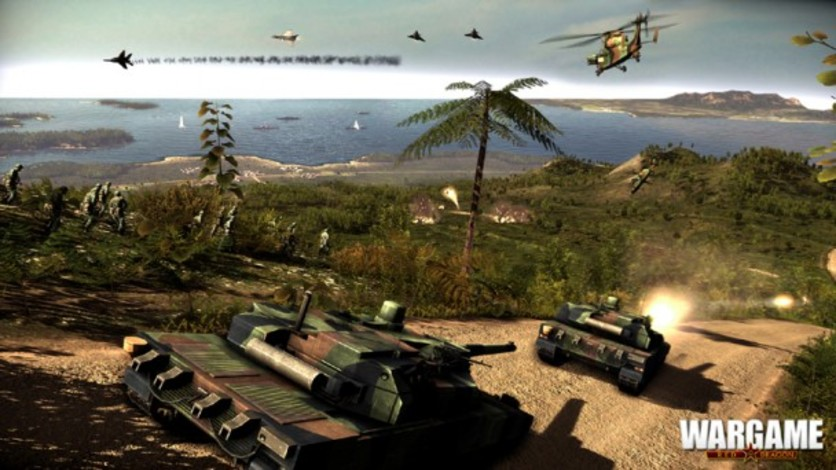 Screenshot 8 - Wargame: Red Dragon