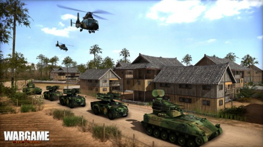 Screenshot 5 - Wargame: Red Dragon